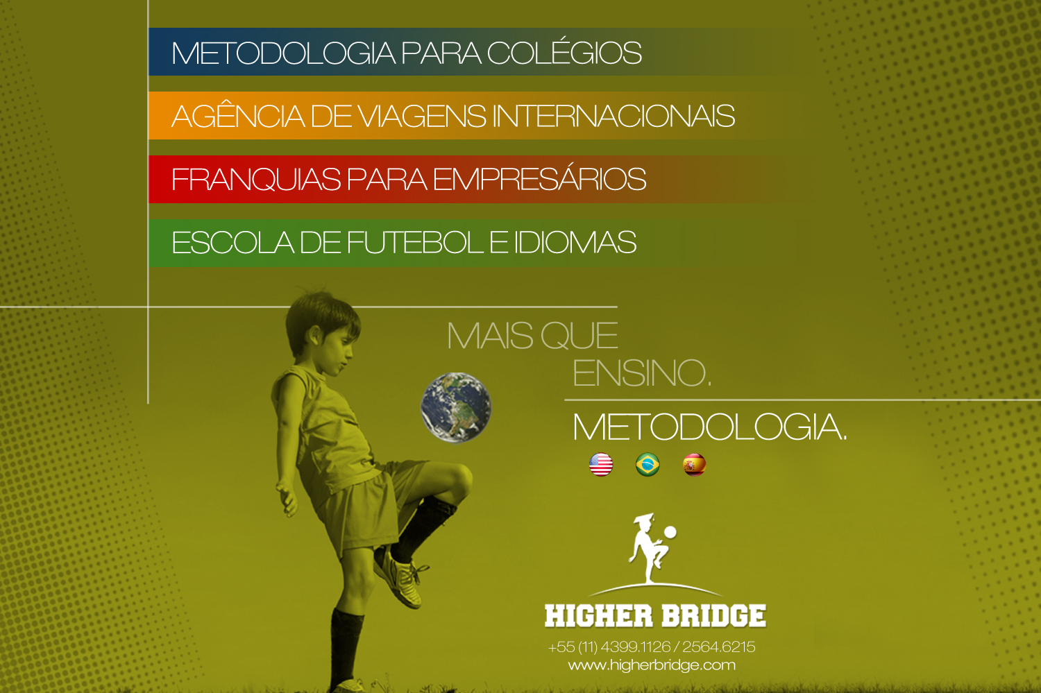 Higher Bridge - Banner Site 2